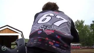 Jesse FLock CRAZY FAST 450B Recap Loretta Lynn 2018 Amateur Motocross National