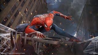 E3 2017 Spider-Man PS4 Русский трейлер (русская озвучка)