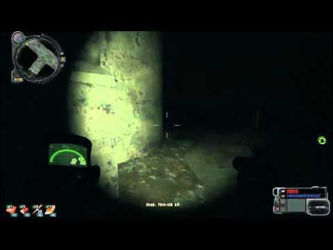 S.T.A.L.K.E.R call of pripyat - ZULU DOWN - PART1