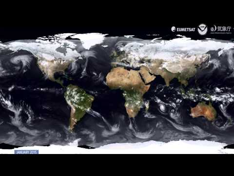 5/05/2015 -- EUMETSAT Winter Storms Global Satellite view from 12/2014  to 3/2015