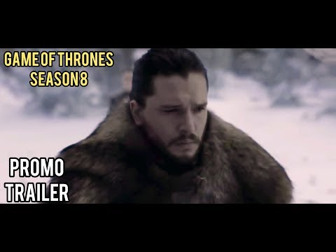 Игра Престолов / Game of Thrones | 8 сезон - Промо Трейлер (2019) Джон Сноу