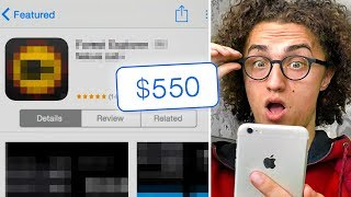 BUYING WORLD'S MOST EXPENSIVE MOBILE APPS *$550*