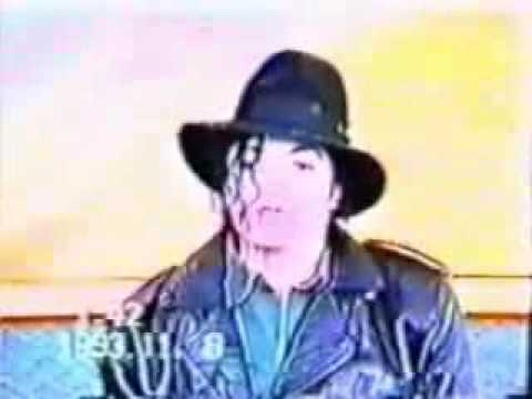 Michael Jackson Beatboxing The Girl Is Mine (Rare Footage)