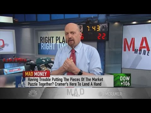 Jim Cramer: Relying on luck is dangerous, always understand why your stock is moving