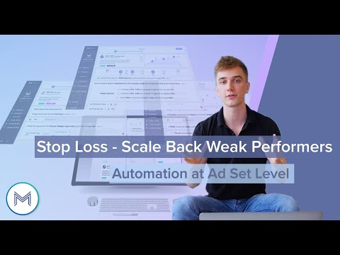 3.3 Stop Loss - Scale Back Weak Performers<br> Full Tutorial Ad Set Level