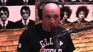 Joe Rogan on Ronda Rousey