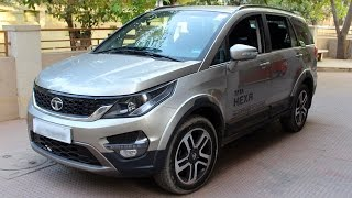 top 6 reasons to buy tata hexa   price in india   auto encyclo
