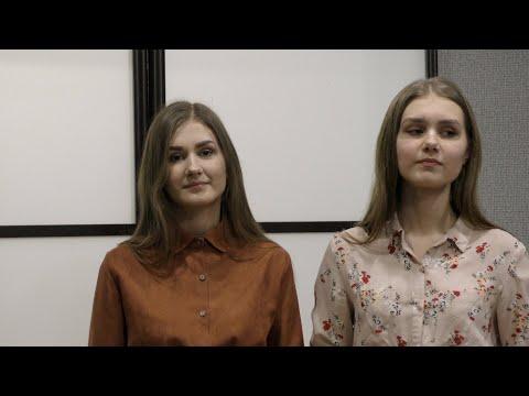 Ах ты ночка луговая! Эльмира и Дарина Карташовы! Баян - Никита Граблёв!Любимые песни под баян!