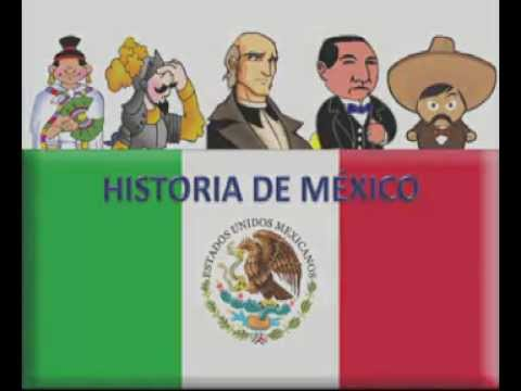 Historia de México 4to Grado - YouTube