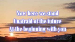 [Lyrics] Richard Marx & Donna Lewis - At the beginning