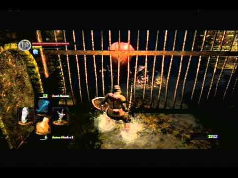 Lets Play Dark Souls Episode 31 Frog Demons