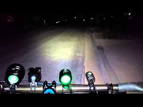Bicycle Light Comparison Youtube