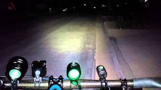 Bicycle Light Comparison