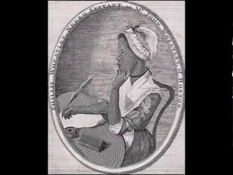 On Being Brought from Africa To America by Phillis Wheatley; Narrated by Teyuna T  Darris