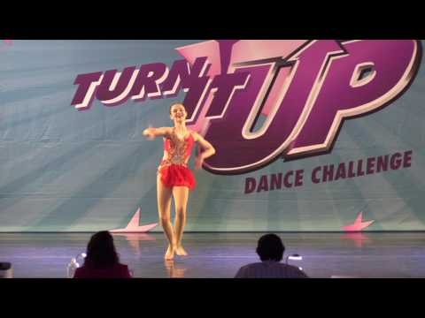 Heart of Gold Winner,  Chelsea Hitchcock, Turn it Up Dance challenge