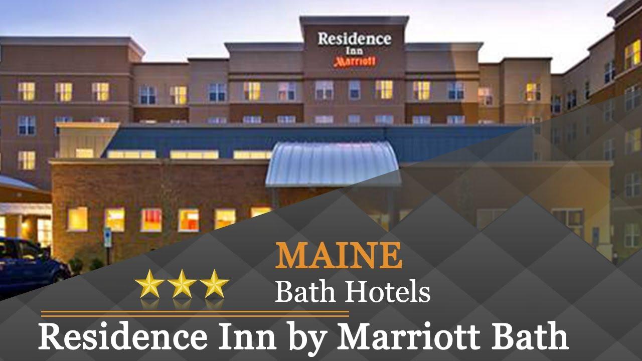 Residence Inn By Marriott Bath Brunswick Area Hotels Maine