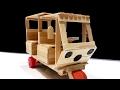 Cara Membuat Bajay Mainan Elektrik Bertenaga Baterai