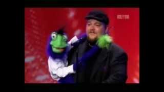 Loù BaliBa & Roger @ Belgium's Got Talent 2012 RTL TVI (with axtell expression)