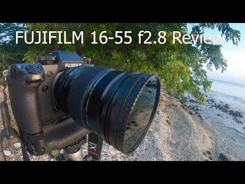 Fujifilm 16-55 f2.8 Review ,