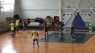 Футбол  Родина-СШ-5 19:4 Динамо-ВЧ-3722 - Полная версия