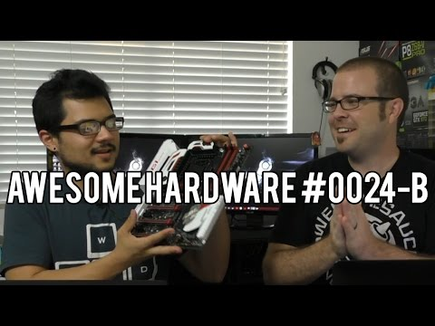 Awesome Hardware #0024-B: Hitchhiking Robot Gets REKT, K|NGP|N Breaks 3DMark, FACE OFF!