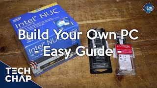 Build Your Own Pc | Intel I5 Nuc 2015 Easy Guide