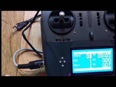 DIY OPENTX With Arduino Mega