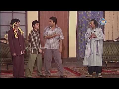 Amanullah Best Funny Stage Drama