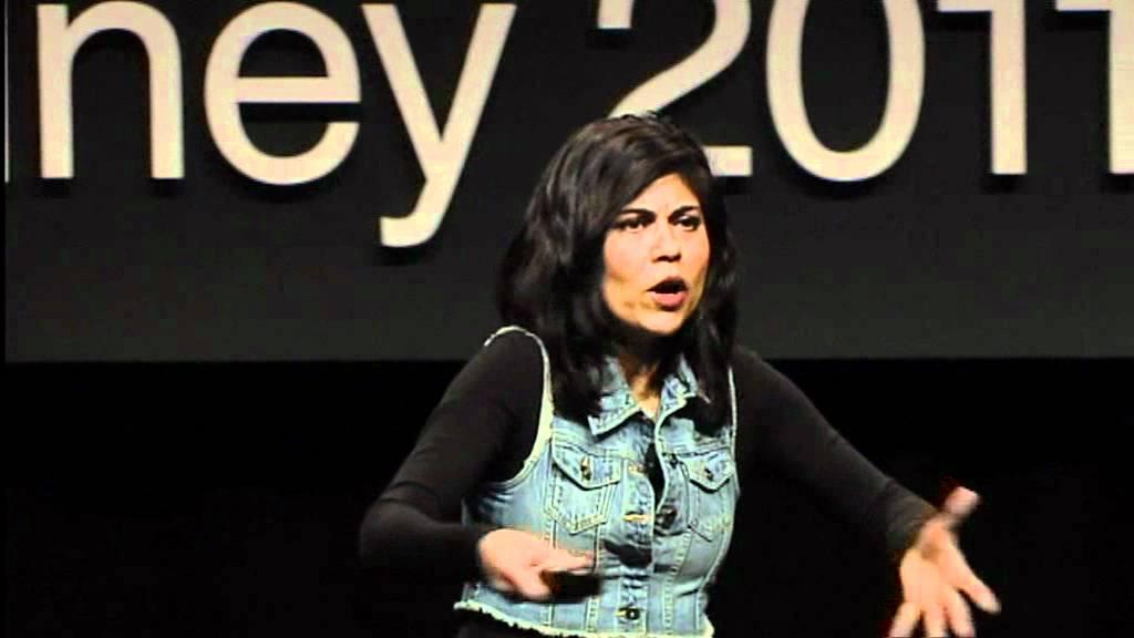 TEDxSydney - Veena Sahajwalla - Reviving Waste