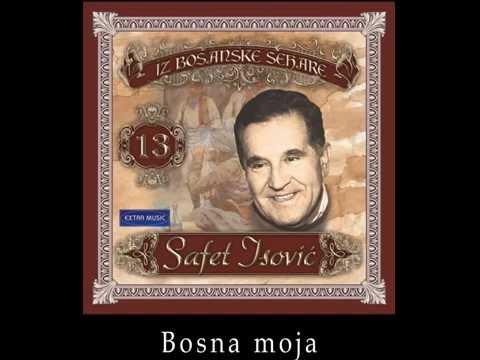 Safet Isovic - Bosna moja