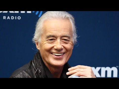 Jimmy Page on the Untitled Album (Led Zeppelin IV) // SiriusXM // Classic Vinyl