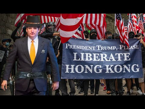 The US Stands Up to China | Hong Kong Bill Passed!