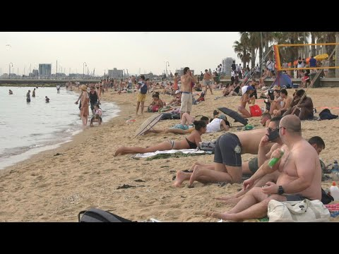 Australia Has Its Hottest Day On Record | AFP