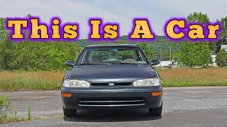 homepage tile video photo for 1997 Geo Prizm: Regular Car Reviews