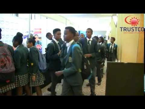 Sanlam Namibia Career Expo 2016