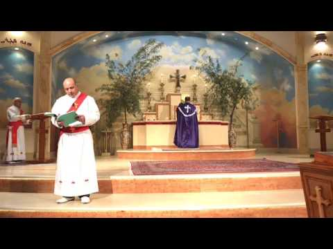 St Mary's Assyrian Church Of The East (Los Angeles) - Thursday Of The Passover 4/13/2017