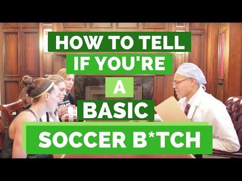 Soccer girl probs dating
