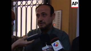SPAIN: RIFAAT Al-ASSAD CONTESTS SYRIA LEADERSHIP