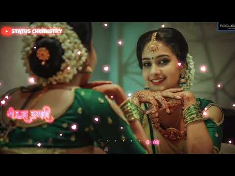Govyachya Kinaryawar Ruperi Walu Soneri Lata | New Marathi Dj Mix Watsapp Status
