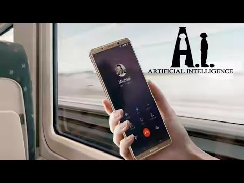Change Your Phone Into AI (Artificial Intelligence) Using App