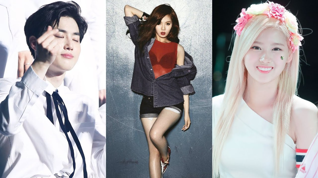 These Kpop Idols Are Known For Being The Dirtiest Youtube