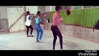 Kenya methodist university salsa dance performance by passion en talento.