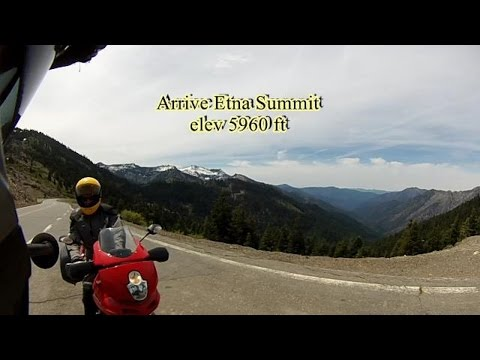 Day 3 Part 1 Norcal Ride Willow Creek to Etna