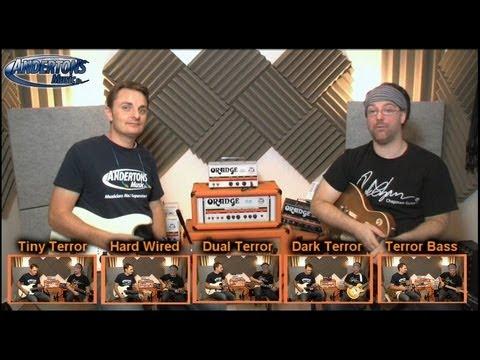 The Ultimate Orange Tiny Terror Shoot Out  (Studio Quality Demo)