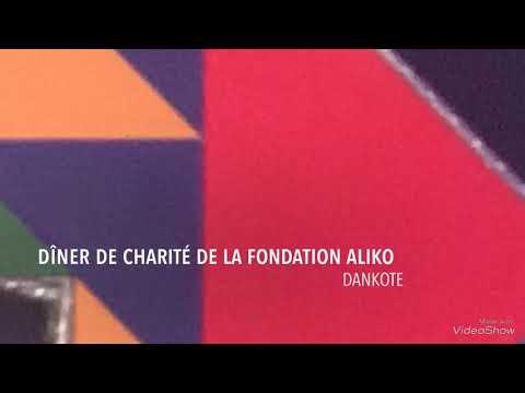 Joël en prestation pour la fondation Aliko Dangote Éthiopie (Addis Abeba)