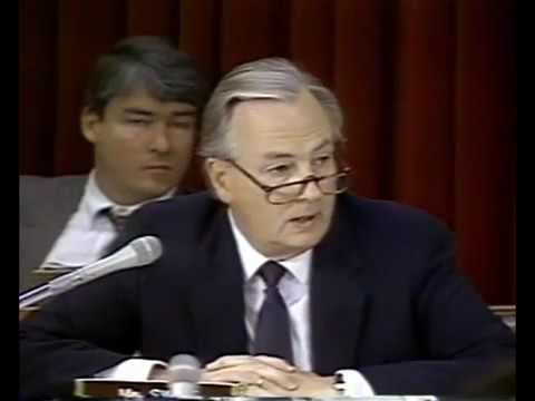 Alan Greenspan on Glass-Steagall Banking Regulations and Their Effects