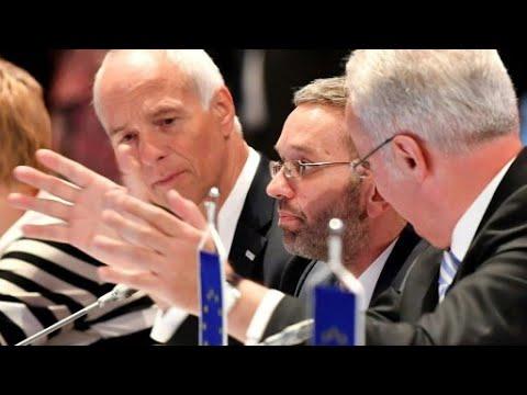 خلافات بين وزراء داخلية الاتحاد الأوروبي حول آلية منع تدفق المهاجرين  - 10:22-2018 / 7 / 13