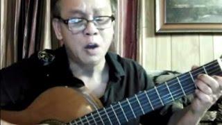 Đèn Khuya (Lam Phương) - Guitar Cover