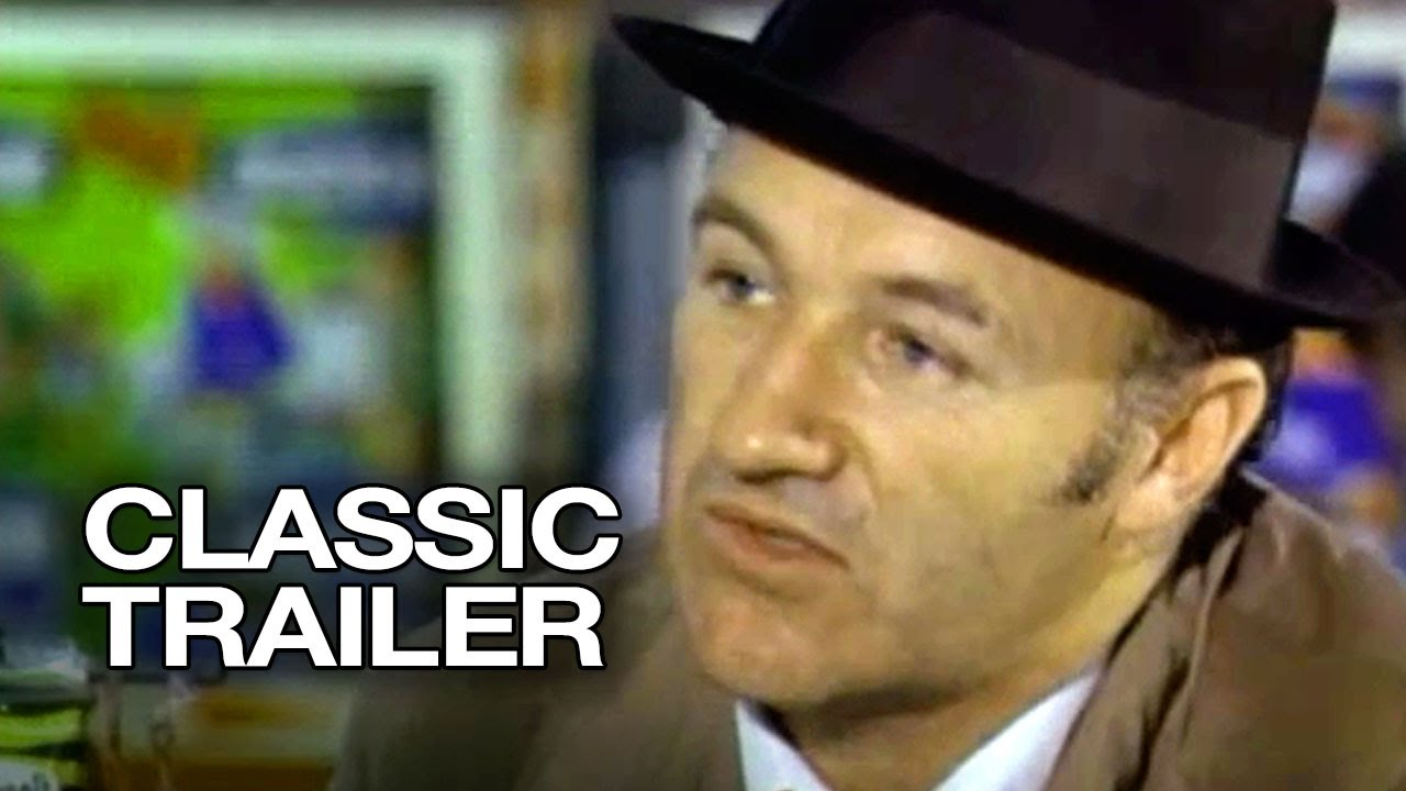 French Connection II (1975) Official Trailer #1- Gene Hackman Movie HD