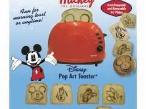Mickey MouseToaster